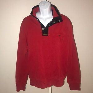 Polo by Ralph Lauren red pullover XXL